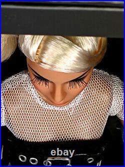 NRFB Pretty Reckless Rayna Ahmadi Fashion Royalty NuFace Doll LE1200 NEW