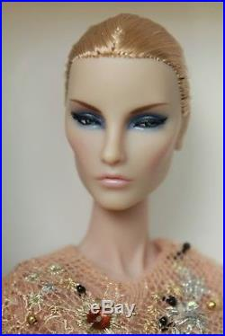 NUDE Integrity Toys Jason Wu Bergdorf Goodman Elyse Doll Black Skirt NUDE