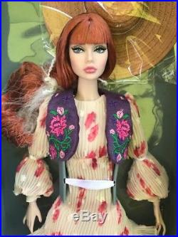 NUDE ONLYPeace of My Heart IFDC Poppy Parker Doll NRFB LE 500 Integrity Toys