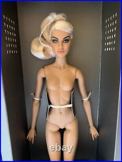 NUDE Pretty Reckless Rayna Ahmadi Doll NuFace Integrity Toys EXCELLENT