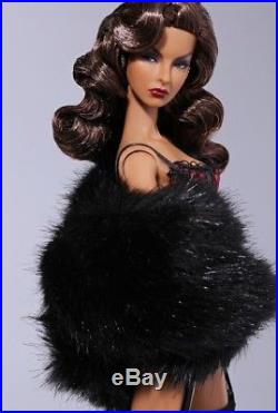 New Fashion Royalty Vamp Agnes Von Weiss Close Up Doll, Lingerie Collection 2018