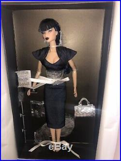 Nrfb- Fashion Royalty Dark Narcissus Kyori Sato Jason Wu Integrity Toys #91158