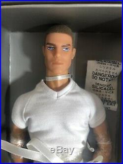 Nrfb Fashion Royalty Pierre De Vries Euphoric Jason Wu Homme Doll Integrity Toys