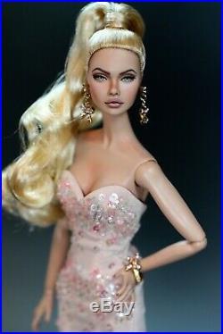 OOAK Integrity Poppy Parker repaint Doll nude Summer Doll Art Lisa Ramsammy
