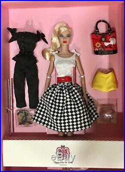 Ooh La La Poppy Parker Gift Set Bon Bon Collection Fashion Royalty