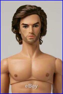 PRESALE My Strength Lukas Maverick Close-up Doll NU. Face Fashion Royalty NRFB