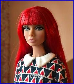 Poppy Parker British Invasion Doll Fashion Royalty Integrity Toys red hair in UK