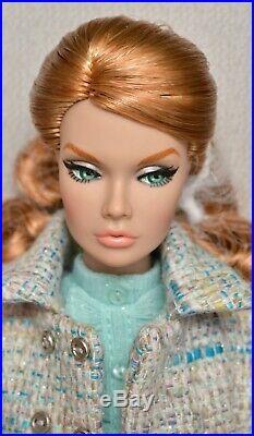 Poppy Parker HELLO NEW YORK 12 DRESSED DOLL Actual Doll NEW Model Traveler