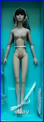 Poppy Parker Kicks nude mint doll Supermodel Fashion Royalty Convention 2016 IT