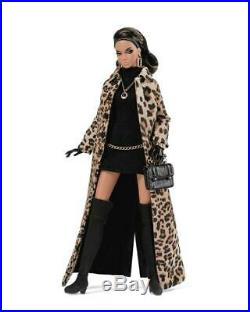 Poppy Parker Mad For Milan Doll Integrity Toys gorgeous long coat Ltd 1000