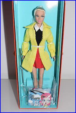 Poppy Parker Milan IDC Italian Doll Convention 2018 NRFB Blond Variation