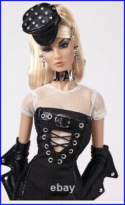 Rayna Ahmadi Pretty Reckless Fashion Royalty Doll 12''! NRFB! Presale