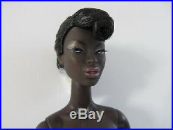 Retrofuture Neo Look Adele Makeda Nude With Stand & Coa Integrity Toys Nubian