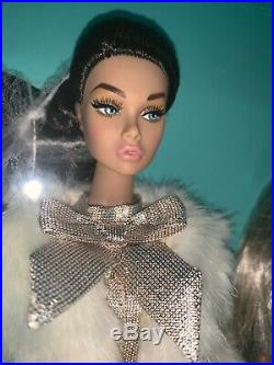 Split Decision Poppy Parker Duo-Doll Gift Set W Club Exclusive Fashion Royalty