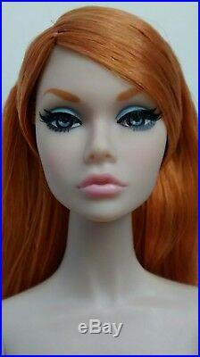 Sweet in Switzerland Poppy Parker NUDE Fashion Royalty doll Integrity Toys mod