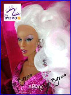 The RuPaul Doll NRFB 2018 Integrity Toys Fashion Royalty Kitty Gurl Brand New
