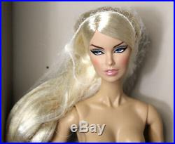 VANESSA PERRIN BLACK TIE BALL Nude Fashion Royalty NuFace Integrity Toys